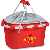 Metro Basket - Red (Iowa State Cyclones) Embroidered