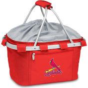 Metro Basket - Red (St. Louis Cardinals) Digital Print