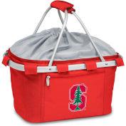 Metro Basket - Red (Stanford U Cardinal) Embroidered