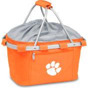 Metro Basket - Orange (Clemson U Tigers) Embroidered