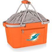 Metro Basket - Orange (Miami Dolphins) Digital Print