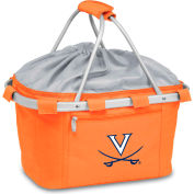 Metro Basket - Orange (U Of Virginia Cavalier) Embroidered