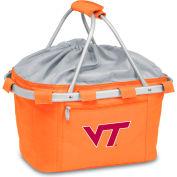 Metro Basket - Orange (Virginia Tech Hokies) Digital Print