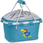 Metro Basket - Sky Blue (U Of Kansas Jayhawks) Digital Print
