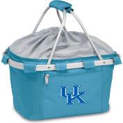 Metro Basket - Sky Blue (U Of Kentucky Wildcats) Embroidered