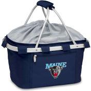 Metro Basket - Navy (U of Maine Black Bears) Digital Print