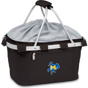 Metro Basket - Black (McNeese State Cowboys) Embroidered