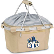 Metro Basket - Tan (BYU Cougars) Digital Print