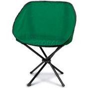 """Picnic Time Sling Chair 789-00-121-000-0, 19""""W X 5""""D X 5""""H, Hunter Green"""