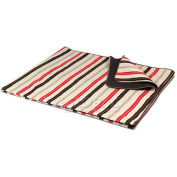 Picnic Time Blanket XL Tote, Moka