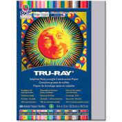 "Pacon® Tru-Ray Construction Paper 9"" x 12"" Gray"