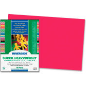 """Pacon® Riverside Construction Paper 12"""" x 18"""" Red"""