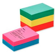 """Pacon® Array Brights Colored Bond Paper, 8-1/2"""" x 11"""", 20 lb, Assorted, 100 Sheets/Pack"""
