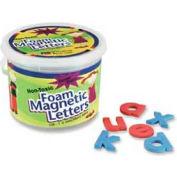 "Pacon® Foam Magnetic Letters, 1-1/2"", Lower Case, 108 Letters/Set"