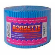 """Pacon® Bordette® Decorative Border, 2-1/4"""" x 50', Brite Blue, 1 Roll"""