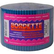 "Pacon® Bordette® Decorative Border, 2-1/4"" x 50', Rich Blue, 1 Roll"