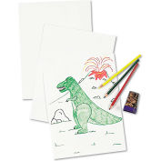 Pacon® White Drawing Paper, 57 lbs., 9 x 12, Pure White, 500 Sheets/Ream