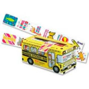 "Pacon® School Bus Stickers, 1"" x 1-1/4"", 800 Stickers/Pack"
