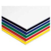 "Pacon® Foam Board, 20"" x 30"", Assorted, 10/Carton"