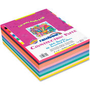 Pacon® Rainbow Super Value Construction Paper Ream, 45 lb, 9 x 12, Assorted, 500 Sheets