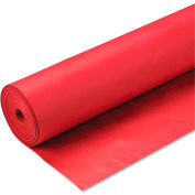"Pacon® Spectra ArtKraft Duo-Finish Paper, 48 lbs., 48"" x 200 ft, Scarlet"