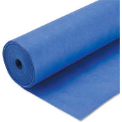 "Pacon® Spectra ArtKraft Duo-Finish Paper, 48 lbs., 48"" x 200 ft, Royal Blue"
