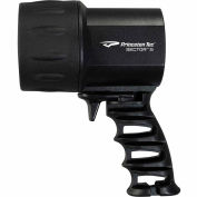 Princeton Tec® SECTOR™ 5 Flashlight - Black