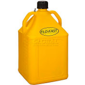 FLO-FAST™ 15 Gallon Polyethylene Diesel Can, Yellow, 15504