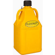 FLO-FAST™ 7.5 Gallon Polyethylene Diesel Can, Yellow, 75004