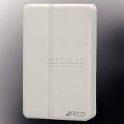 PECO Indoor Remote Sensor 69308, White, For PECO Thermostats - Pkg Qty 5