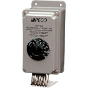 PECO Industrial NEMA 4X Thermostat, 40°-100° Temperature Range