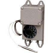 PECO Industrial Temperature Controller TRF115-005 Tmp. Range 0°-120°F Rmt. Bulb Nema 4X