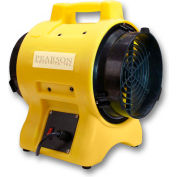 Pearson Whirl Blower/Extractor, 115V, 615 CFM High