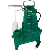 Zoeller Waste-Mate M264 Automatic Submersible Sewage Pump 264-0001, 2/5 HP