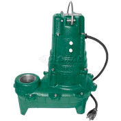 Zoeller Waste-Mate N270 Non-Automatic Submersible Sewage Pump 270-0002, 1 HP