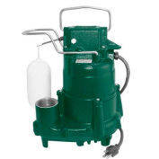 Zoeller Flow-Mate M98 Sump Pump For Septic Tanks 98-0001, LPP, Enhanced Flow Step Systems