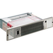 Smith's Environmental Products® Quiet-One™ Kickspace Fan Heater KS2008, 8000 BTU