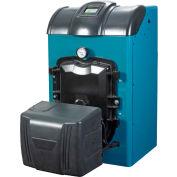 Burnham® MPO-IQ Oil Cast Iron Water Boiler MPO-IQ115-TB Beckett Burner Taco Circulator 88K BTU