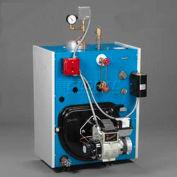 Slant/Fin® TR-30-PZT Intrepid Packaged Steam Boiler with Tank less Heater,154K BTU