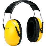 Peltor™ Optime™ 98 Earmuffs, Over-The-Head, H9A, 1/Each