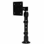 "Height Adjustable Desktop Mount For 10""-22"" LCD Screens"