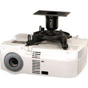 Universal Vector Pro II Projector Mount - Black