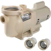 "Pentair .75 HP, 115/230V Superflo Pump In Ground 1.5"" Fpt W/1.5""/2"" Unions"