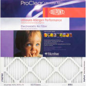 "Dupont KC14x14x1 ProClear Ultimate Allergen Electrostatic Air Filter 14"" x 14"" x 1"", MERV 12, 4 Pack"