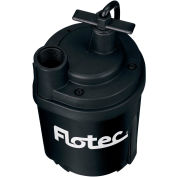 Flotec Tempest™ Water Removal Utility Pump 1/6 HP, 1470 GPH