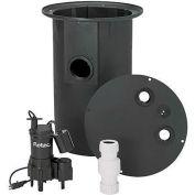 Flotec  4/10 HP Sewage Pump System