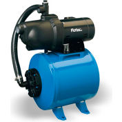 Flotec Thermoplastic Jet And Tank System 1/2 HP