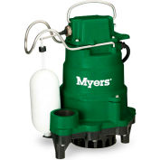 Myers MCI050 1/2 HP Submersible Cast Iron Sump Pump
