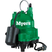 Myers MDC Series 1/2 HP Cast Iron Sump Pump