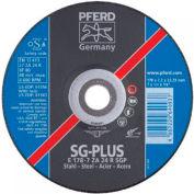 Type 27 SGP Depressed Center Grinding Wheels, PFERD 61553